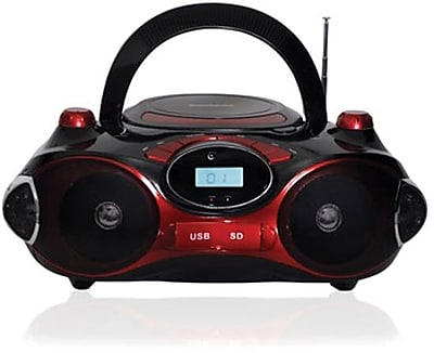 Quantum FX J-30U Radio CD/MP3 Player With