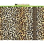 Leopard Decorative File Folders, Letter, 3 Tab
