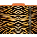 Tiger Decorative File Folders, Letter, 3 Tab