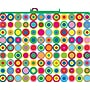 Disco Dots Decorative File Folders, Letter, 3 Tab