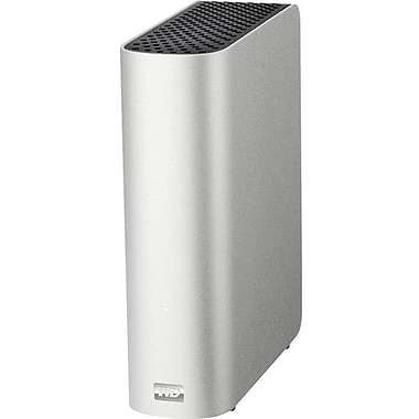 WD® My Book Studio® 3TB USB 3.0 External Hard Drive (Silver)