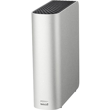 WD® My Book Studio® 2TB USB 3.0 External Hard Drive (Silver)