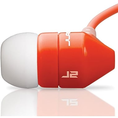 JBuds J2 Earbuds - Noise-Isolating In-Ear Style Headphones