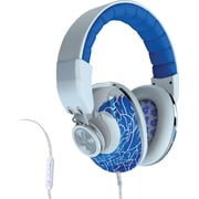 JLab Bombora Over the Ear Headphone, Limited Edition White