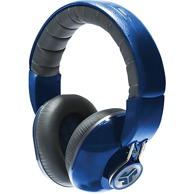 JLab Bombora Over the Ear Headphone, Baja Blue