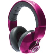 JLab Bombora Over the Ear Headphone,  Passion Fruit Pink