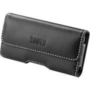 Roots Horizontal Leather Holster for iPhone 5