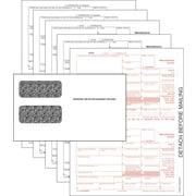 "TOPS® 1099MISC Tax Form Kit, 5 Part, White, 8 1/2"" x 11"", 50 Sets Per Kit"