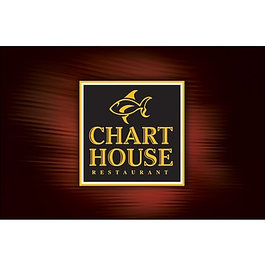 Chart House Restaurant Gift Card $25
