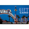 Kemah Boardwalk Gift Card $100