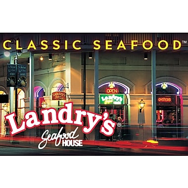 Landry's Seafood House Gift Card $25