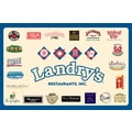 Landry's Brands (Multi-Card) Gift Cards