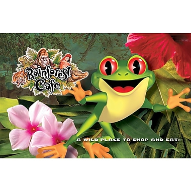 Rainforest Cafe Gift Card $50