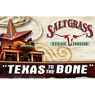 Saltgrass Steak House Gift Card $100 (Email Delivery)