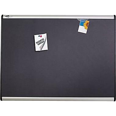 Quartet® Magnetic Fabric Bulletin Board, 72