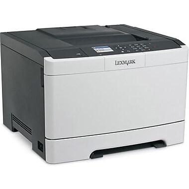 Lexmark (CS410DN) Colour Laser Single Function Printer