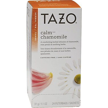 Starbucks Tazo Calm Tea, 24 Tea Bags/Box