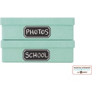 Martha Stewart Home Office™ with Avery™ Chalkboard Labels, Scallop with White Border, 1-5/8 x 3-3/4, 12/Pack