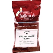Papa Nicholas® Special House Blend Ground Coffee, Regular, 2.5 oz., 18 Packets