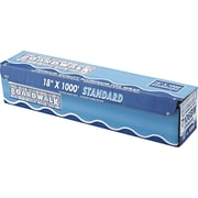 "Boardwalk® Standard Aluminum Foil Roll, 1000 ft L x 18"" W"