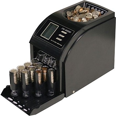 Royal Sovereign 4-Row Digital Automatic Electronic Coin Sorter