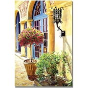 "Trademark Global David Lloyd Glover ""Italian Elegance"" Canvas Art, 16"" x 24"""