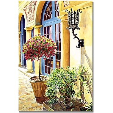 Trademark Global David Lloyd Glover in.Italian Elegancein. Canvas Arts