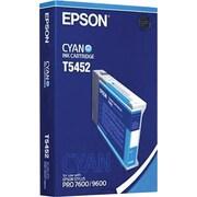 Epson® – Cartouche d'encre photo T545200, cyan