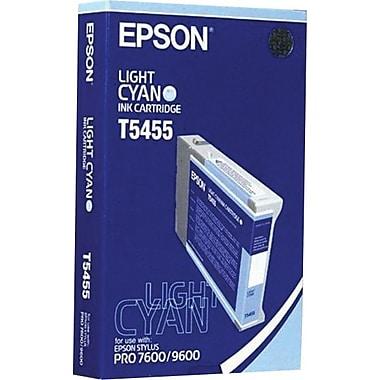 Epson® T545500 Photo Light Cyan Ink Cartridge