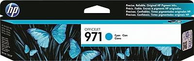 HP 971 Cyan Ink Cartridge CN622AM