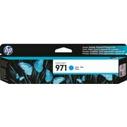 HP 971 Cyan Ink Cartridge (CN622AM)