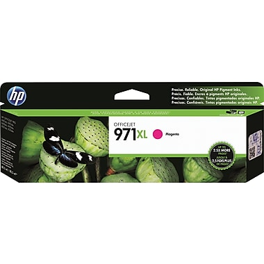 HP 971XL Magenta High Yield Original Ink Cartridge (CN627AM)