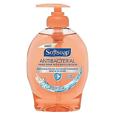 Softsoap Antibacterial Hand Soap, 7.5 oz.