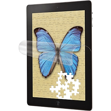 3M™ Natural View Fingerprint Fading Screen Protector for Apple iPad® 2/New iPad® 3rd Generation