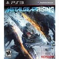 Konami® 20206 Metal Gear Rising Revengeance, Action & Adventure, PlayStation 3