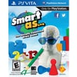 Sony® 22005 Smart As, Puzzle & Cards, Playstation® vita