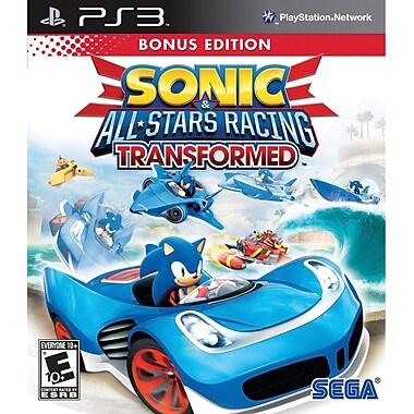 Sega® 69064 Sonic & All-Stars Racing Transformed, Racing, PlayStation 3