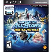 Sony 98472 All-Stars Battle Royale PS3 Game