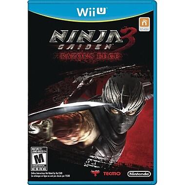 Nintendo® WUPPANGE Ninja Gaiden 3 Razor's Edge, Action & Adventure, Wii™ U