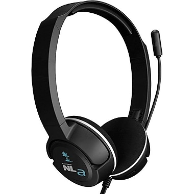Turtle Beach Systems TBS-8005-1 Ear Force NLa WiiU Gaming Head