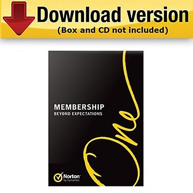 Norton One for Windows/Mac/Android (5-User) [Download]