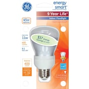 11 Watt GE R-20 Indoor CFL Floodlight, Soft White