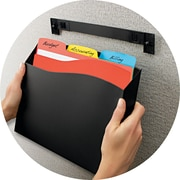 Avery® Cubicle Wall File Pocket, Polypropylene, Each (73515)