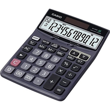 Casio DJ-120D Desktop Calculator