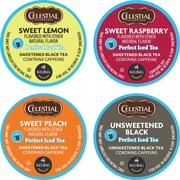 Keurig® K-Cup® Celestial Seasonings® Perfect Iced Tea Variety Pack, 22/Pack