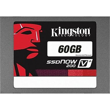 Kingston SSDNow V300 60GB 2.5in. SATA III (6 Gb/s) MLC Internal SSD