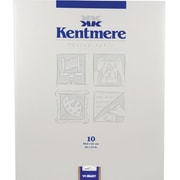 Kentmere 6007283 Variable Contrast Photo Paper, 20(W) x 24(L), Fine Luster, 10 Sheets