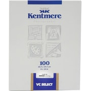 Kentmere 6008071 Variable Contrast Photo Paper, 8(W) x 10(L), Fine Luster, 100 Sheets