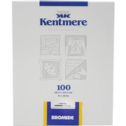 Kentmere 6006789 Bromide Black and White Photo Paper, 8(W) x 10(L), Gloss, 100 Sheets