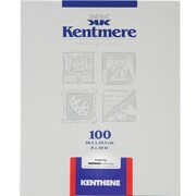 Kentmere 6012490 Neutral Photo Paper, 8(W) x 10(L), Gloss, 100 Sheets